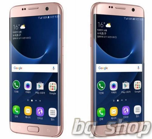 Samsung Galaxy S7 Edge G935 Pink 32GB 4GB RAM Octa-core Phone