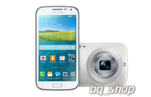 Samsung Galaxy K Zoom C115 White 20MP 6 CORES LTE Android Camera Phone