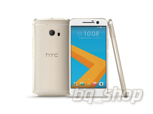 """NEW HTC M10 Gold 5.2"""" 32GB Dual-core 12MP 4 GB RAM Android Phone"""
