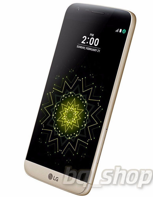 "LG G5 H860N DUAL SIM 32GB GOLD 4G LTE 5.3"" 4GB RAM Android 6.0 Phone"