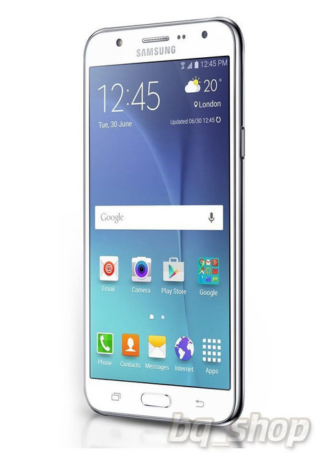 "Samsung Galaxy J7 (2016) J7108 White Octa-core 5.5"" S.AMOLED 13MP Phone"