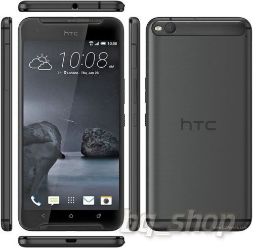 "HTC One X9 Black Dual Sim 32GB 5.5"" 3GB Ram OctaCore 13MP Android Phone"