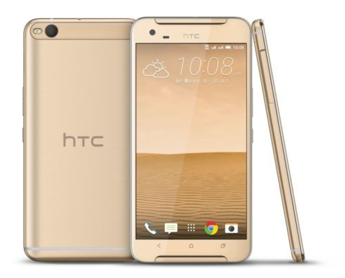 "HTC One X9 Gold Dual Sim 32GB 5.5"" 3GB Ram Octa-Core 13MP Android Phone"