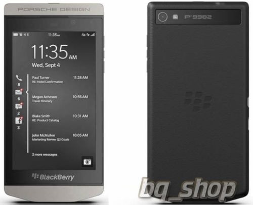 BLACKBERRY Porsche Design P'9982 8MP 64GB BlackBerry 10.2 OS Phone
