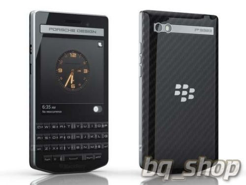 BLACKBERRY Porsche Design P9983 8MP 64GB BlackBerry 10.3 OS Phone