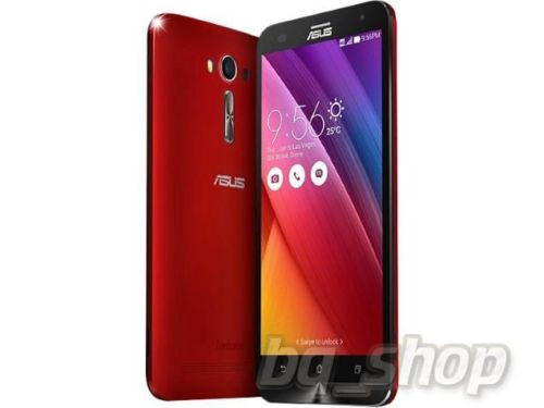 """Asus Zenfone 2 Laser ZE550KL 16GB LTE 2GB Ram Red Android 5.5"""" Phone"""