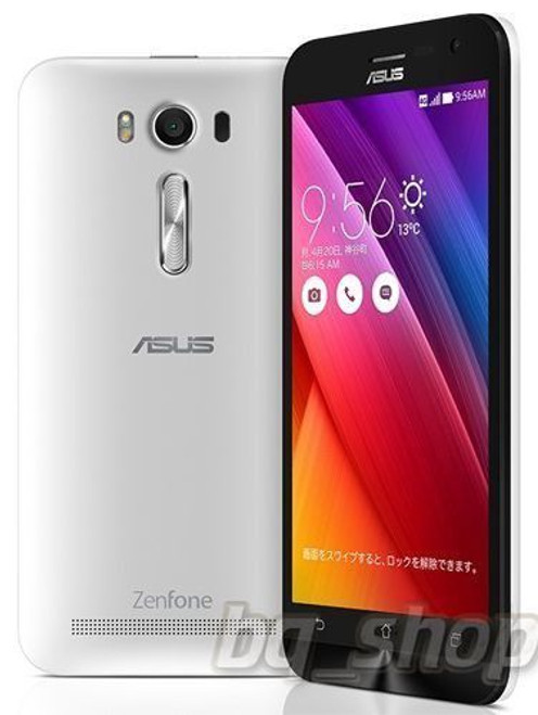 "Asus Zenfone 2 Laser ZE550KL 16GB LTE 2GB Ram White Android 5.5"" Phone"