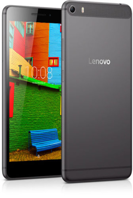 "Lenovo Phab Plus Grey 32GB 6.8"" 13MP 2GB RAM Octa-Core 1.5 GHz Phone"