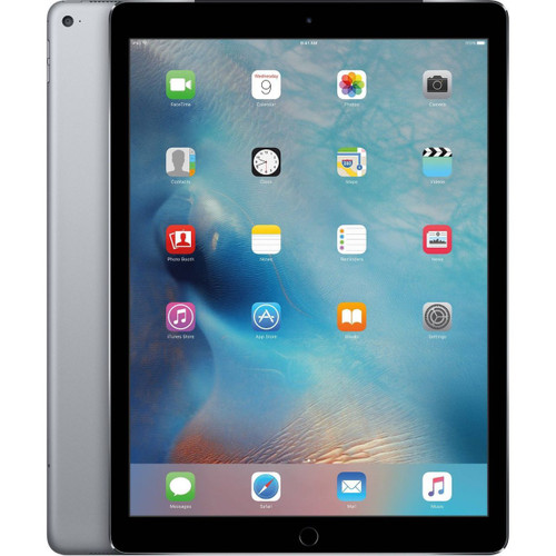 "Apple iPad Pro 128GB 4G LTE Grey iOS 9 4GB RAM 12.9"" 8MP Tablet"