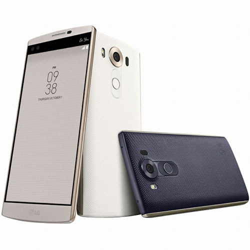 "LG V10 64GB BEIGE 5.7"" IPS LCD 6 CORES 4GB RAM 16MP Android Phone"
