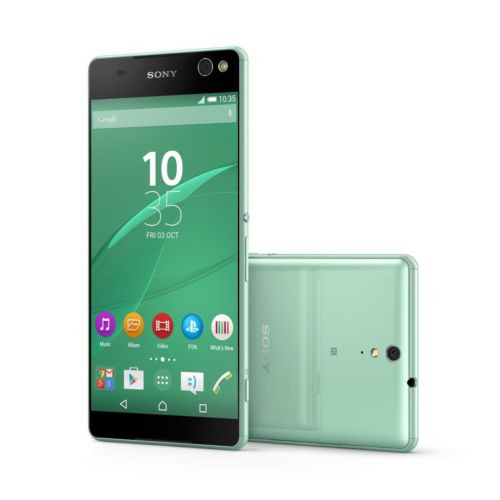 "Sony Xperia C5 Ultra Dual E5563 Green 6.0"" LCD OctaCore 16GB 13MP Phone"