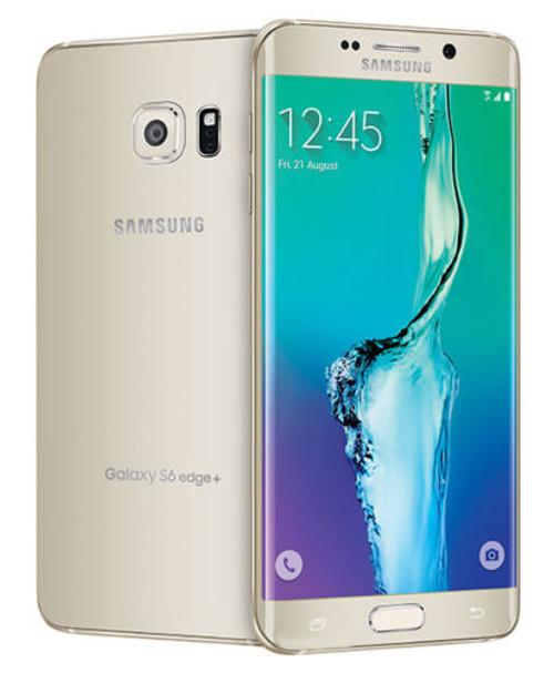 "Samsung Galaxy S6 Edge+ G928 Gold 32GB OctaCore 4GB RAM 5.7"" 16MP Phone"