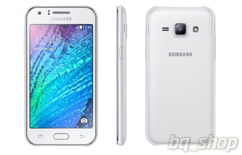 "Samsung Galaxy J5 J500 White Dual Sim 5""Super AMOLED 13MP Android Phone"