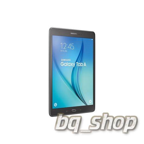 "Samsung Galaxy Tab A P555 9.7"" 4G 16GB Gray Android Tablet"