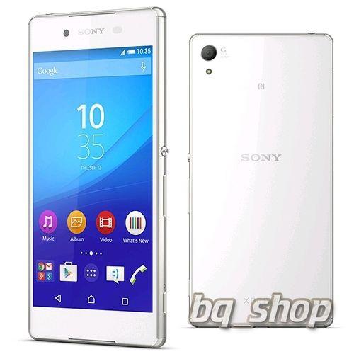 "Sony Xperia Z3+ E6553 White 5.2"" 32GB UNLOCKED 20.7MP Phone"