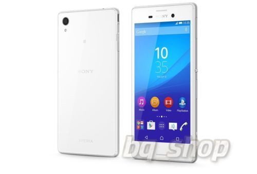 Sony Xperia M4 Aqua Dual E2363 White OCTA CORE 13MP Dual Sim Phone
