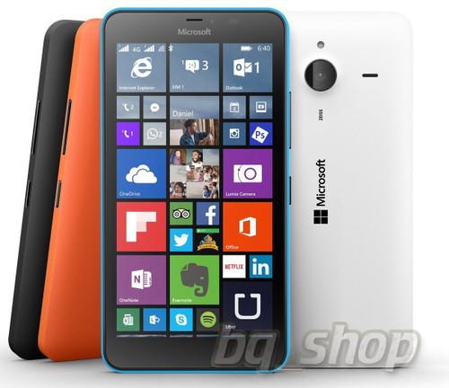 "Microsoft Lumia 640 XL LTE Dual Sim Black 8GB 5.7""HSDPA Windows Phone"