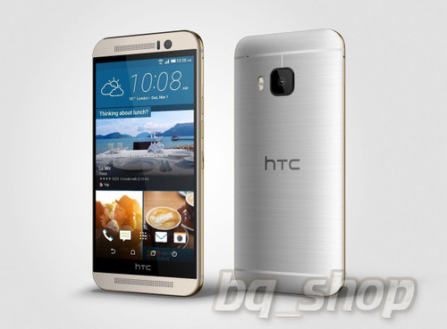 "NEW HTC One M9 PLUS M9+ Silver 5.2"" 32GB Octa-Core 20.7MP Android Phone"