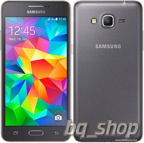 "Samsung GALAXY GRAND PRIME Black G530H Dual Sim 5"" FACTORY UNLOCKED 8MP Phone"
