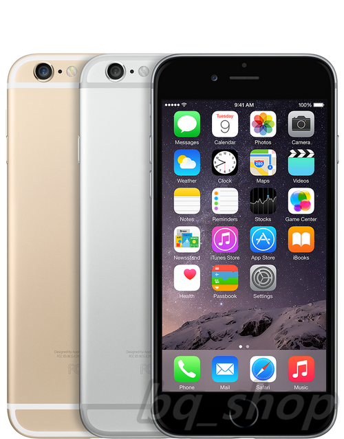 Apple iPhone 6 iOS 8 8MP Unlocked Smart Phone