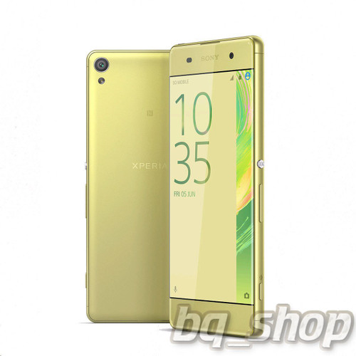Sony Xperia XA F3116 Gold 16GB 5'' DUAL SIM 13MP 2GB RAM Android Phone
