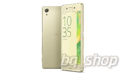 "Sony Xperia X Gold F5122 3GB RAM 5"" DUAL SIM 23MP 64GB Phone"