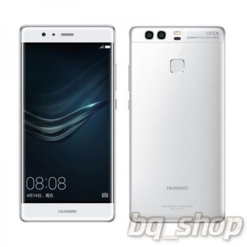 "Huawei P9 White Dual SIM 64GB 5.2"" Octa Core 4GB RAM 12MP Android Phone"