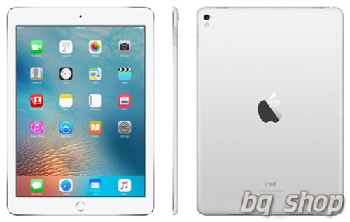 "Apple iPad Pro 256GB 4G Silver iOS 9 4GB RAM 12.9"" 8MP Tablet"