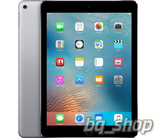 "Apple iPad Pro 256GB 4G Grey iOS 9 4GB RAM 12.9"" 8MP Tablet"