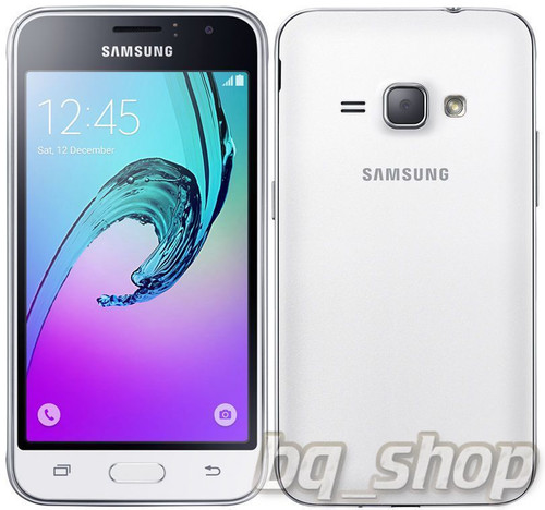 Samsung Galaxy J1 (2016) J120 White 8GB 5MP 4.5'' Android Phone