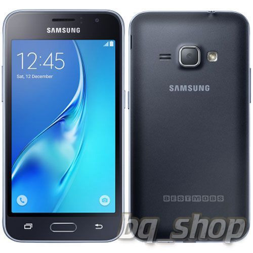 Samsung Galaxy J1 (2016) J120H 4G Black 8GB 5MP 4.5'' Android Phone