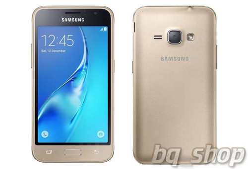 Samsung Galaxy J1 (2016) J120 Gold 8GB 5MP 4.5'' Android Phone