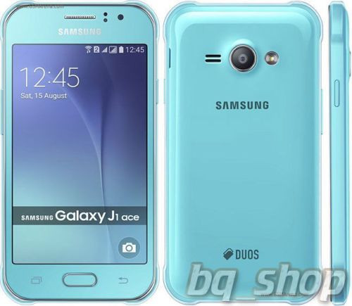 Samsung Galaxy J1 Ace J110 4G Blue 4GB 5MP 4.3'' Android Phone