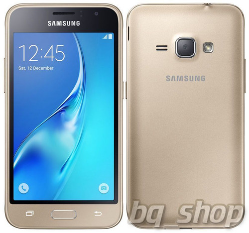Samsung Galaxy J1 mini (2016) J105 Gold 8GB 5MP 4.0'' Android Phone