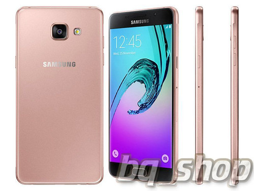 Samsung Galaxy A5(2016) A510FD 4G Pink 16GB 13MP 5.2 Android Phone