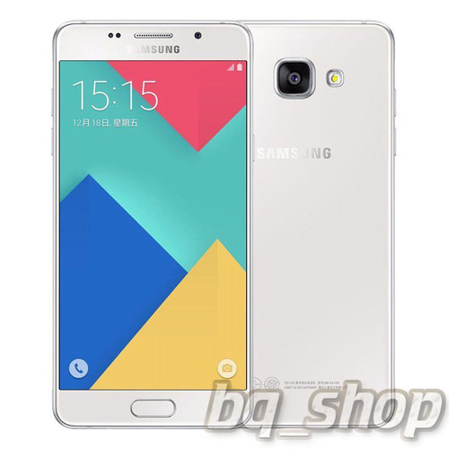 Samsung Galaxy A5(2016) A510FD 4G White 16GB 13MP 5.2 Android Phone