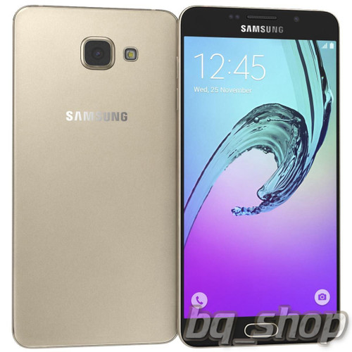 Samsung Galaxy A7(2016) A710FD 4G  16GB 13MP 5.5 Android Phone