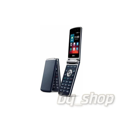 """LG Wine Smart 2 Blue H410 3.2"""" 4G LTE Classing Folding Android Phone"""