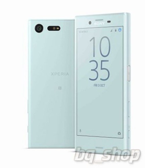 "Sony Xperia X Compact F5321 Mist Blue 32GB 4.6"" 3GB RAM Android Phone"