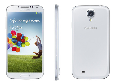 """Samsung Galaxy S4 S IV I9500 16GB 5""""LCD QuadCore 13MP Android 4.2 Phone"""