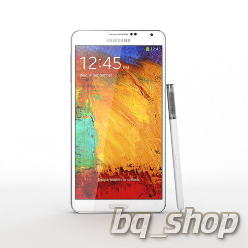 "Samsung Galaxy Note 3 N9000 N900 5.7"" LCD 32GB Quad Core 3GB RAM Phone"