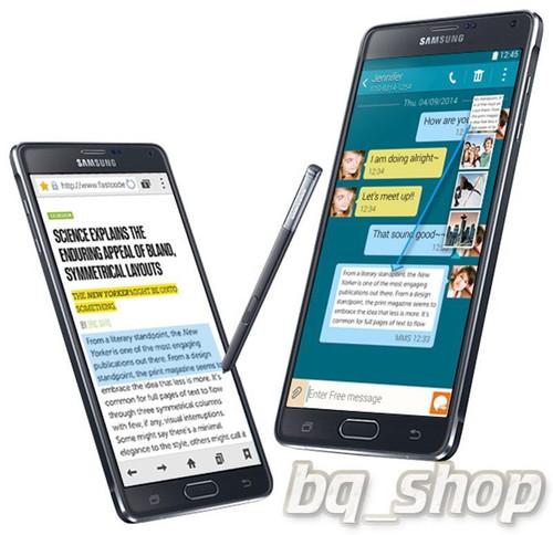 "Samsung Galaxy Note 4 N910H Black 32GB 5.7"" FACTORY UNLOCKED 16MP Phone"