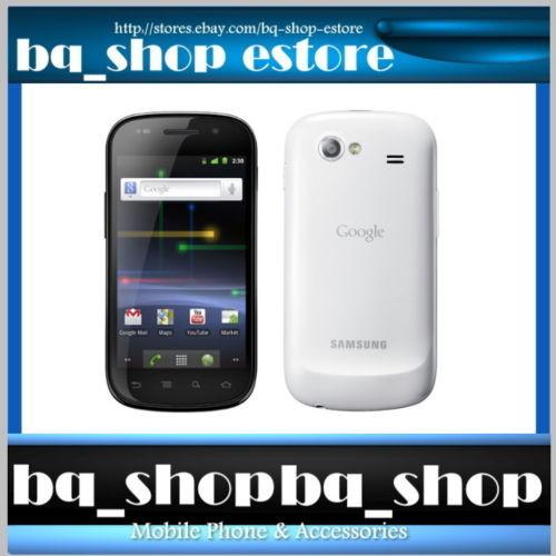 Samsung Google Nexus S White Android 2.3 Phone