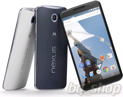 "Motorola Nexus 6 XT1103 32GB 3GB 13MP 5.96"" Android 5.0 Phone"