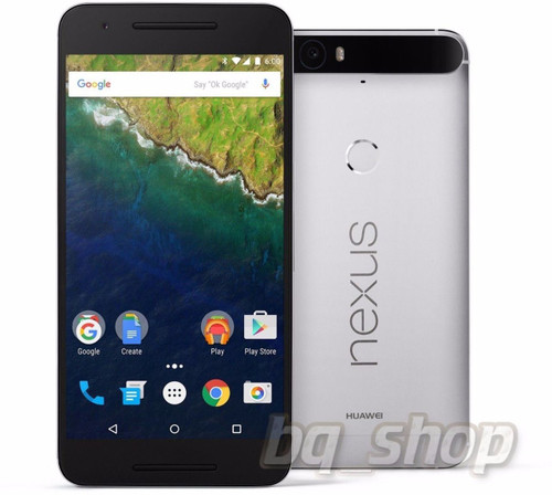 "Huawei Nexus 6P 32GB 5.7"" 12MP Octa-core 3GB Aluminum Android Phone"