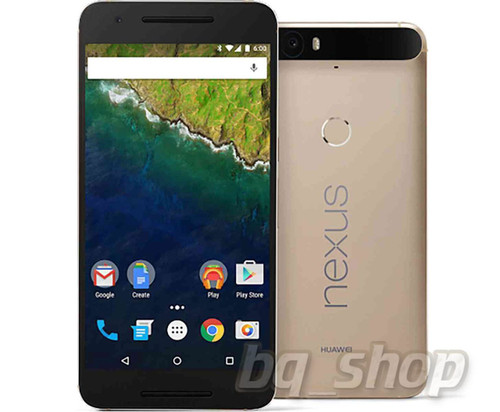 """Huawei Nexus 6P 32GB 5.7"""" 12MP Octa-core 3GB GOLD Android Phone"""