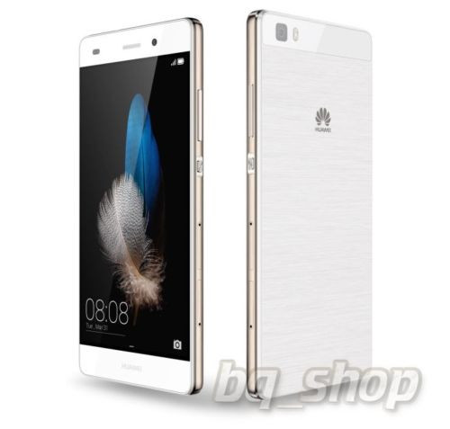 "Huawei P8 lite White 16GB 5"" 13MP 2GB RAM Octa-core Android Phone"