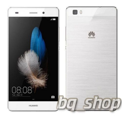 "Huawei P8 lite Dual White 5.0"" LCD 32GB 13MP Android Phone"