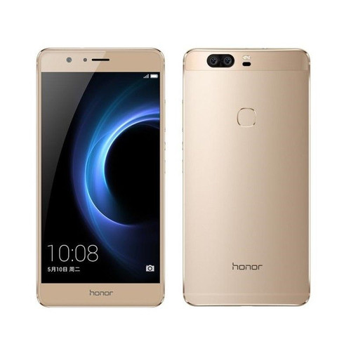 Huawei Honor V8 Dual Sim Gold 64GB 5.7'' 4GB RAM Android Phone