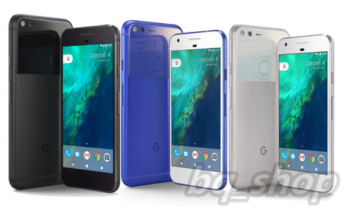 "Google Pixel XL 128GB 12MP Quad-core 5.5"" Android OS, v7.1 Phone"